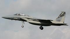 CaliforniaANG F-15D 85-0129 at LeeuwardenAB (Rick99622) Tags: california canon eos us force air guard atlantic national ang dual operation usaf f15 resolve 600d f15d 850129 leeuwardenab
