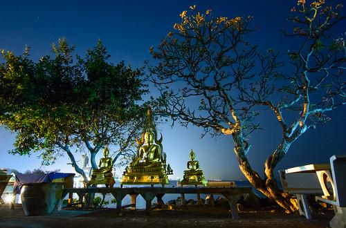 The Three Buddhas