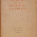 Libro Aspectos de la literatura gauchesca, de Jorge Luis Borges, Editorial Número, Montevideo, 1950. Primera edición.