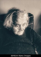 Photo accepted by Stockimo (vanya.bovajo) Tags: old sleeping portrait woman senior face closeup female tire mature tired granny unhappy iphone iphonegraphy stockimo