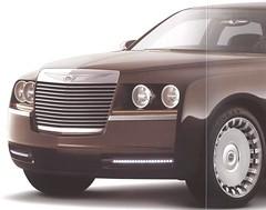 2006 Chrysler Imperial concept (Hugo90-) Tags: auto car ads advertising automobile 2006 imperial vehicle catalog chrysler mopar concept brochure