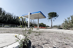 Gasoline 2.0 (Giulio Gigante) Tags: italy abandoned station project landscape ed nikon tokina gasoline ruscha abruzzo giulio twentysix ortona allaperto eccoqua giuliogigantecom