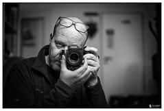 Selfie (stuep jr. 2) Tags: bw selbstportrait tests selfie