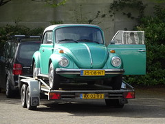 VW kever cabriolet Deventer (willemalink) Tags: vw deventer cabriolet kever