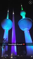 Kuwait Towers (Ahmad AlHoli) Tags: towers kuwait