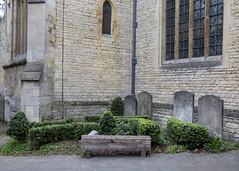 Small Cemetery (Hans van der Boom) Tags: uk england church cemetery unitedkingdom headstone small oxford oxfordshire graces unitedkingdon staldate