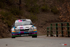 Skoda Fabia - Puppo (tomasm06) Tags: auto sport race rally course rallye paysdegrasse skodafabias2000