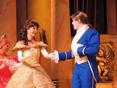 A Beauty but a Funny Girl (princessbelleindisguise) Tags: adam disney belle beast wdw waltdisneyworld beautyandthebeast waltdisney princeadam princessbelle beautyandthebeastliveonstage disneyshollywoodstudios