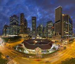 Lau Pa Sat, Singapore (gintks) Tags: singapore market singapur hawker exploresingapore singaporetourismboard yoursingapore businessdristrictcentre gintaygintks