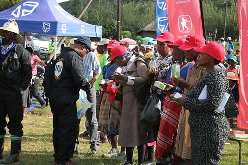 Moshoeshoe Cultural Walk - Lesotho