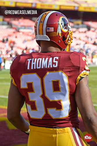 The Redskins Welcome Mr. Thomas