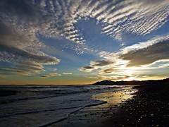 Puesta de sol (Antonio Chacon) Tags: sunset espaa atardecer mar spain andalucia costadelsol mediterrneo mlaga marbella