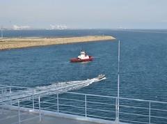 Ruby Princess - Sea of Cortez Cruise (Jasperdo) Tags: california cruise cruising tugboat sanpedro losangelesharbor princesscruiseline rubyprincess