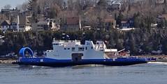 Flix Antoine Savard (Jacques Trempe 2,260K hits - Merci-Thanks) Tags: canada ferry river quebec felix stlawrence stlaurent antoine fleuve savard traversier stefoy