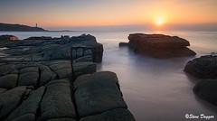 0S1A4458 (Steve Daggar) Tags: longexposure seascape sunrise moody dramatic soldiers soldiersbeach
