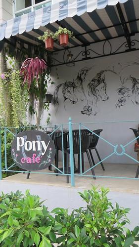 Pony Cafe, Hua Hin