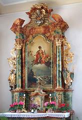 Sebastiansaltar (edgarhohl) Tags: saint bayern sebastian barock gemlde hlsebastian