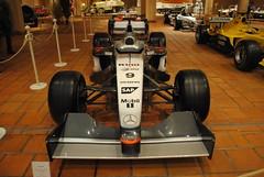 Kimi Räikkönen's 2004 McLaren MP4-19 (zawtowers) Tags: history cars 2004 public private kimi season one 1 antique iii grand prince f1 racing monaco collection 1993 prix vehicles mclaren rainier formula motor formula1 iconic voitures opened motoring anciennes räikkönen fontvielle mp419