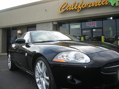 2007 Jaguar XK with Diamond Audio (California Custom Sounds) Tags: diamond jaguar xk californiacustomsounds