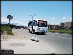 Expreso De La Sabana S,A,S, 153 (Los Buses Y Camiones De Bogota) Tags: de la colombia bogota sa autobus expreso sabana 153 busologia
