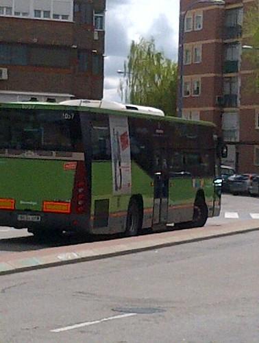 Martín 1057 (Interurbanos Madrid)