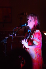 Katie Laffin (reverend smarm) Tags: music dublin church live gig browns unitarian abner flashgordonie