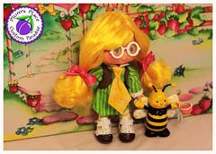 Custom_T_N_Honey_Doll_36 (Plum's Place) Tags: tn tea ooak honey strawberryshortcake shortcake vintagetoys ooakdoll retrotoys 80stoy teaandhoney plumsplacecustoms