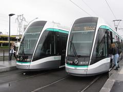 La Belle pine Tramway (portemolitor) Tags: la belle tramway ratp valdemarne pine rungis thiais labellepine