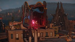 Home, hideout, watch tower. (febusalf) Tags: laura screenshot son screenshots walker bailey second abigail punch infamous sucker suckerpunch ps4 laurabailey playstation4 abigailwalker infamoussecondson infamousfetch infamousps4