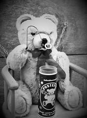 Teddy Bear (Mango*Photography) Tags: bear vintage soap teddy teddybear bolle sapone giuliabergonzoni