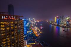 Huangpu River Shanghai (callaway_64) Tags: china nikon shanghai hyatt 20mm pudong huangpu d810