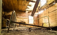 When It All Falls Down (cwhitted) Tags: abandoned farmhouse virginia samsung wideangle swva graysoncounty primelens mouthofwilson rokinon nx30 samsungnx30 rokinon12mmf20 rokinon12mmf20ncscs