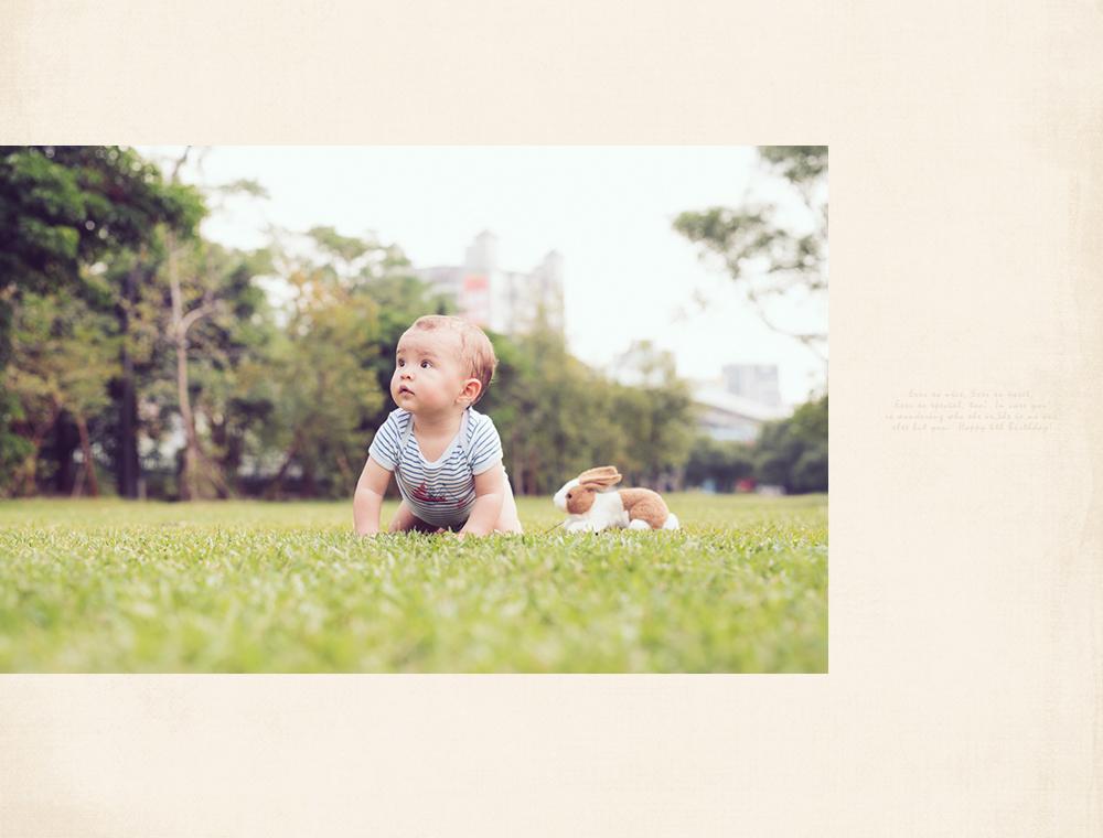 台北自然寶寶寫真兒童攝影