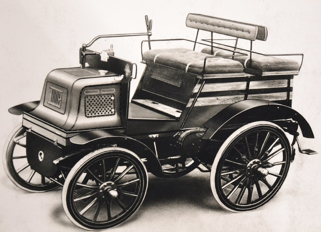 The World's Best Photos Of 1897 And Daimler