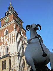 Historical Museum of Krakw (kenjet) Tags: city sculpture building tower art museum architecture europe poland krakow structure krakw cracow historicalmuseum muzeumhistorycznemiastakrakowa historicalmuseumofkrakw