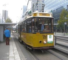 Rondrit (ernstkers) Tags: rotterdam trolley tram streetcar ret bonde tranvia elctrico tramvia strasenbahn