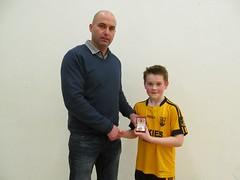 Boys U10 Final Presentation Ruairi Mccullagh