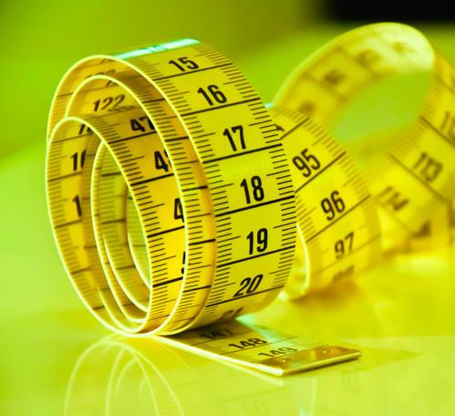 color green yellow rule measuringtape macromondays