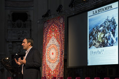Mario Calabresi a Torino Spiritualità 2015