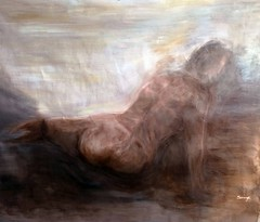 "Final de la obra ""Despertar""!  Acrlico sobre tela, 150x185, 2015. (valeriaserruya) Tags: art arte kunst konst pintura acrilico despertar pittura artesvisuais artesvisuales acryliconcanvas arteargentino workinprogress2 valeriaserruya"