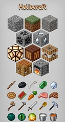 Heliocraft  Semi Realistic Resource Pack 1.8.9 (MinhStyle) Tags: game video games gaming online minecraft