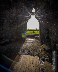 The Light in the Arch (PerfectStills) Tags: ireland heritage abbey landscape photography nikon ruins nikkor stpatrick navan meath slane hillofslane opw d810 perfectstills perfectstillscom aubreymartin