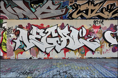 Grand Trunk Legal Dcembre 2015 DSR3268 (photofil) Tags: urban streetart graffiti montral montreal urbanart legal grandtrunk bth photofil grandtrunk2015