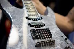 Caparison (paul_ouzounov) Tags: musician music shop guitar bare knuckle guitars jackson custom esp prs namm kiesel 2016 carvin strandberg aristides zeiss55mm sonya7 namm2016