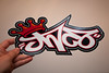 IMG_8570 (pinguino) Tags: sticker rave slap raver jnco