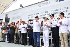 Inauguración Cuartel San Pancho