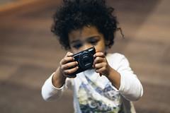 crayon and a camera ([Sharp]) Tags: camera new york portrait cute art youth early dc washington kid gallery child maryland snap national photograph crayon 2016