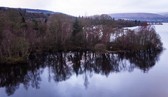 Loch reflections (Devilishmess) Tags: reflection water loch lochlomond