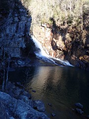 Tallulah Gorge State Park Rabun County Georgia (BenThomas1210) Tags: park county bridge trees nature water tallulah georgia waterfall photographer state gorge rabun