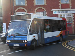 Stagecoach in South Wales 47719 (welsh bus 16) Tags: southwales 7 newport solo stagecoach optare islwynboroughtransport yj56asx 47719